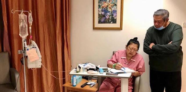 Surat SBY, Jawaban Atas 'Nyanyian' Agum Gumelar
