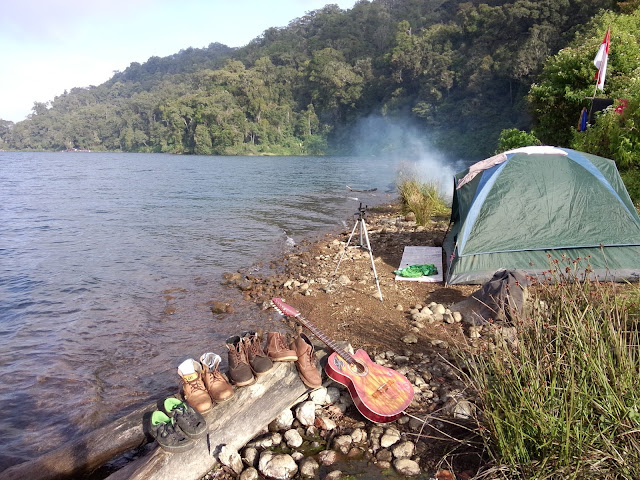 Gunung Tujuh Lake Adventure Camp