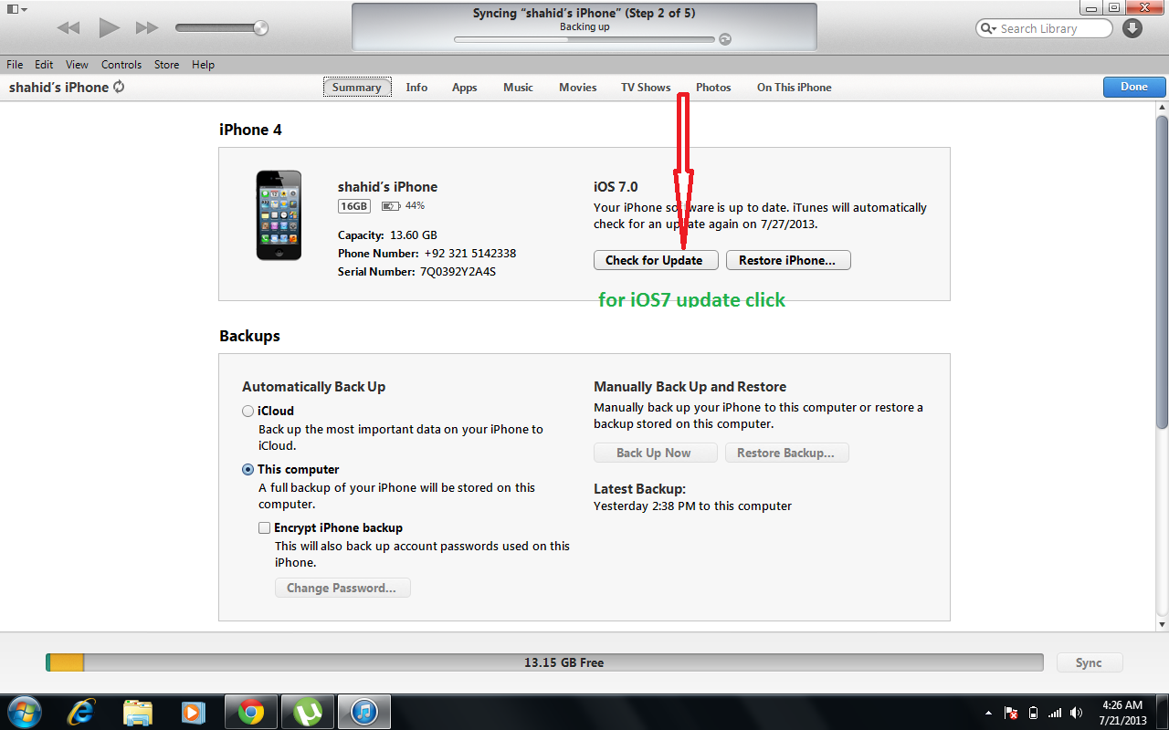 how do i update my iphone 4 to ios 8 updates amp news how can i update my iphone to ios 7 21498