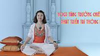 Yoga tăng trưởng chiều cao - Phát triển trí thông minh