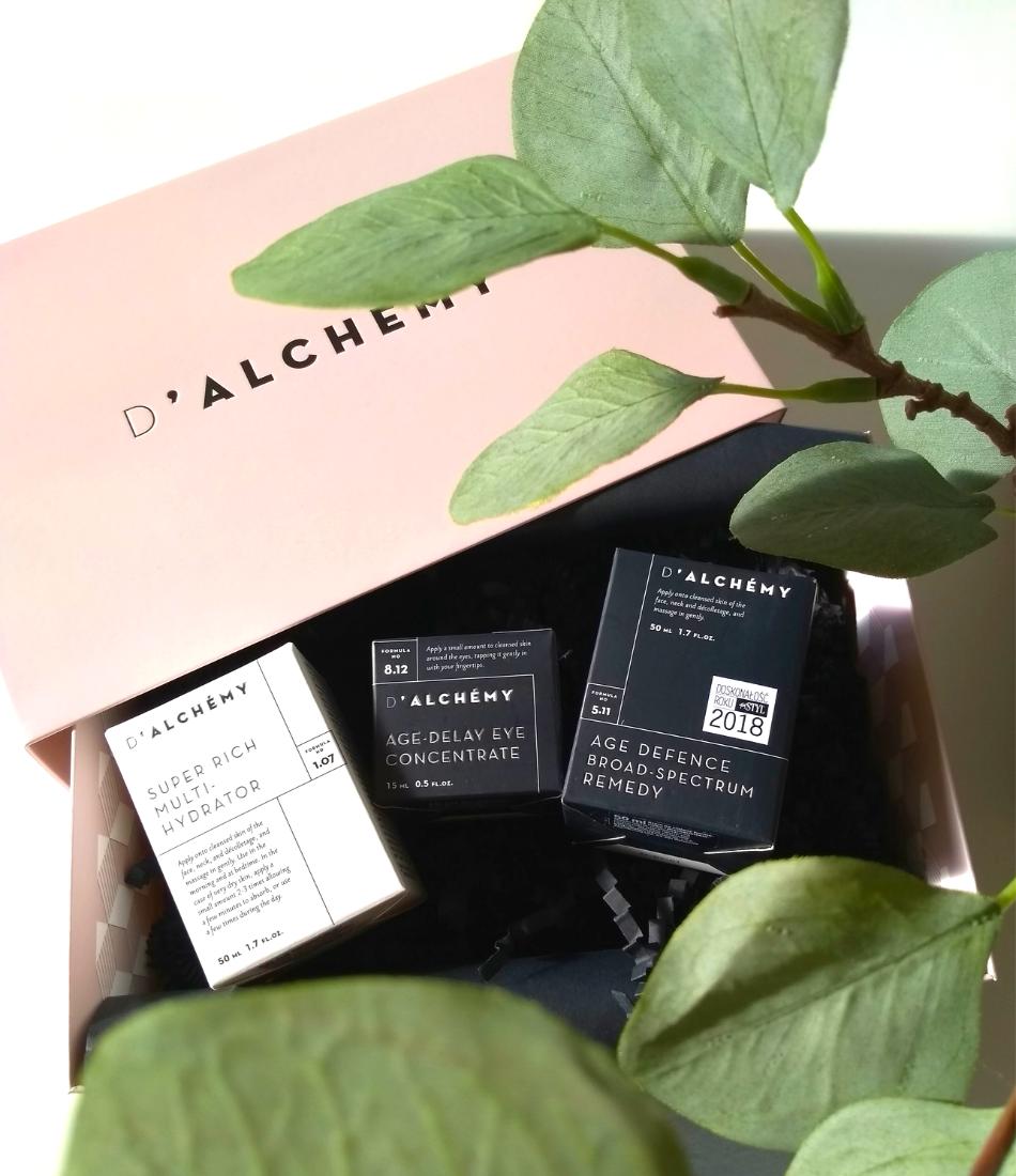 D'Alchemy - Kosmetyki holistyczne