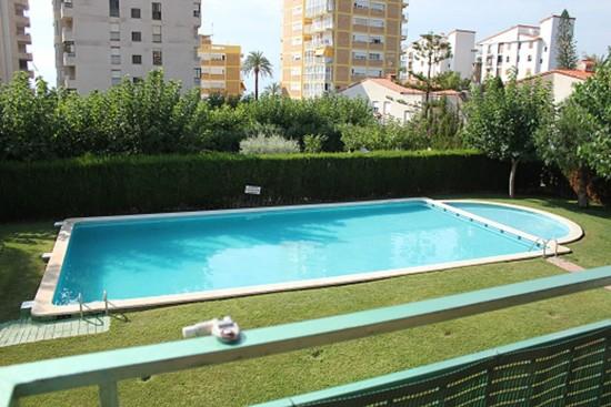 apartamento en venta benicasim playa terrers piscina