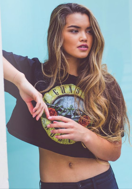 Paris Berelc – NKD Magazine July 2016 Photos