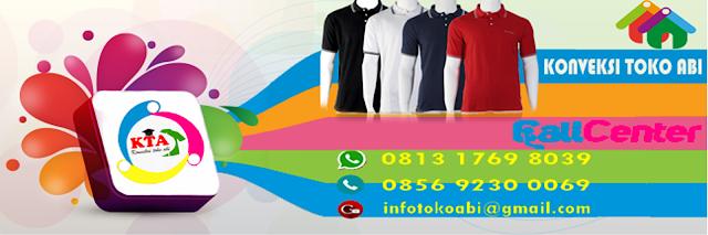 Jasa Pembuatan Kaos Kerah Murah Konveksi Di Tangerang
