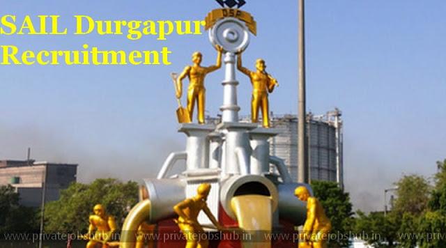 SAIL Durgapur Recruitment