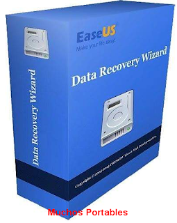EaseUS Data Recovery Wizard Unlimited Portable
