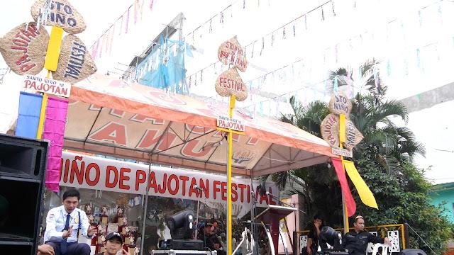 santo nino de pajotan festival