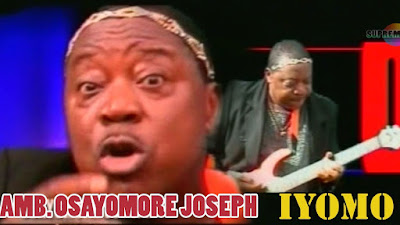 Benin Highlife Musician, Osayomore Joseph Kidnapped   ...We've Not Heard From the Kidnappers, Uwa, Osayomore's daughter