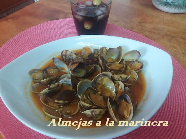 ALMEJAS A LA MARINERA