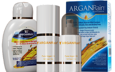 ArganRain Healthy Hair Tips