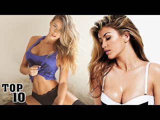 Top 10 in the world the most Hottest Women 2016