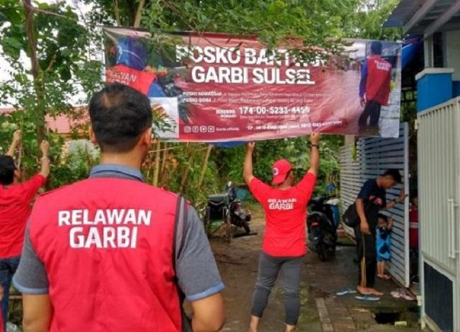 Garbi gerakan arah baru Indonesia yang punya cita cita ingin menjadikan Indonesia sebagai kekuatan 5 besar dunia.