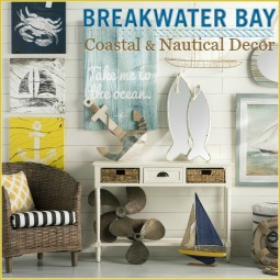 Breakwater Bay Coastal and Nautical Decor