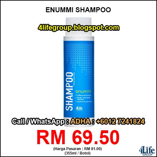 foto 4Life Enummi Shampoo