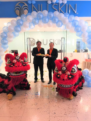 PREMIER ANTI-AGING COMPANY NU SKIN LAUNCHES DISTRIBUTION CENTRE IN KUCHING