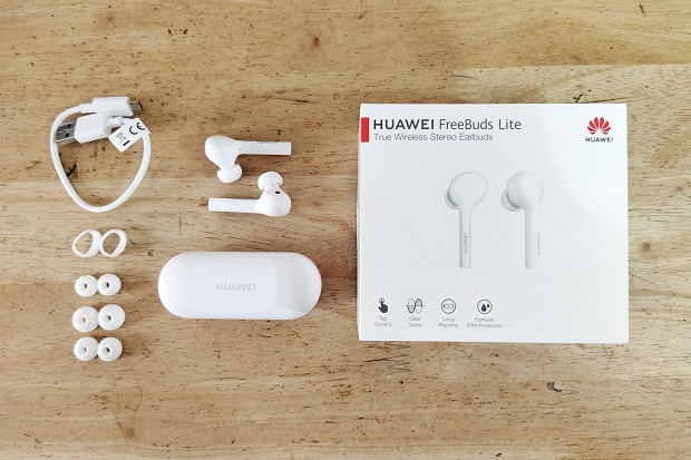 Huawei FreeBuds Lite Unboxing, Hands on Review