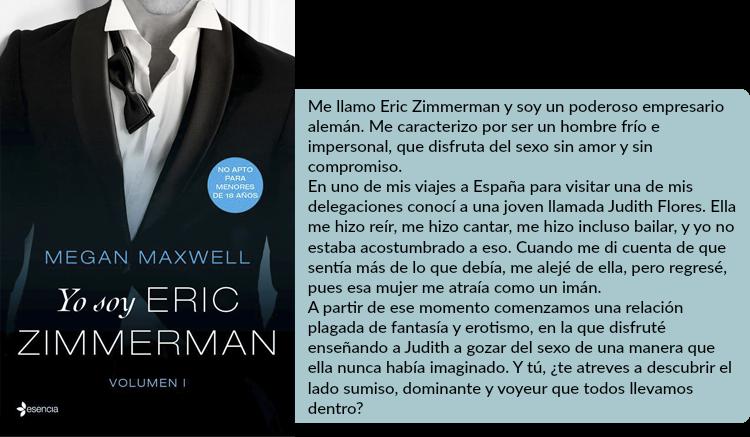 La atrapasueños: [Reseña] Yo soy Eric Zimmerman