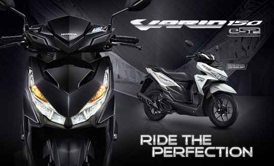 Motor Honda Vario 150 eSP