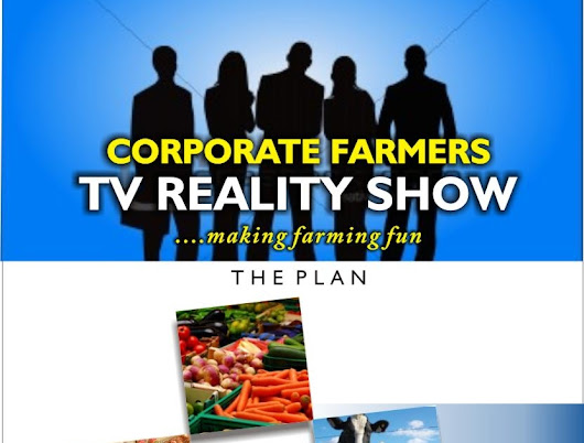 Changing lives of Nigeria and Africa youth through our Agribusiness Reality TV show