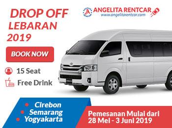 Rental mobil drop off lebaran 2019 jakarta