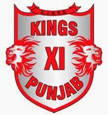Logo of Kings XI Punjab Team