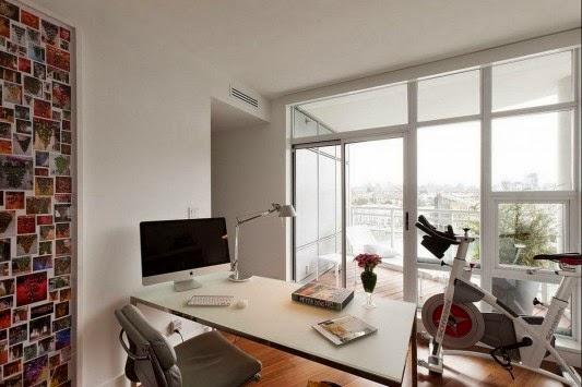 móveis de cozinha Casa contemporânea com design feminino