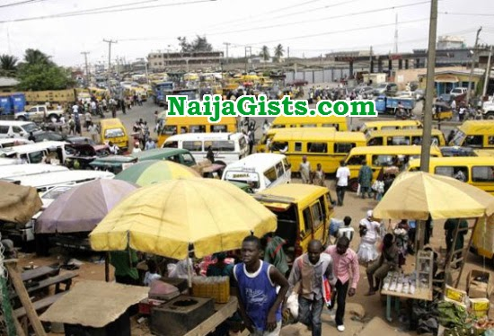 robbers motor parks nigeria