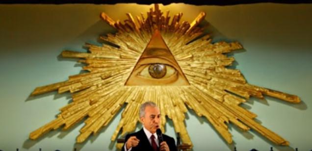 Temer maçonaria illuminati