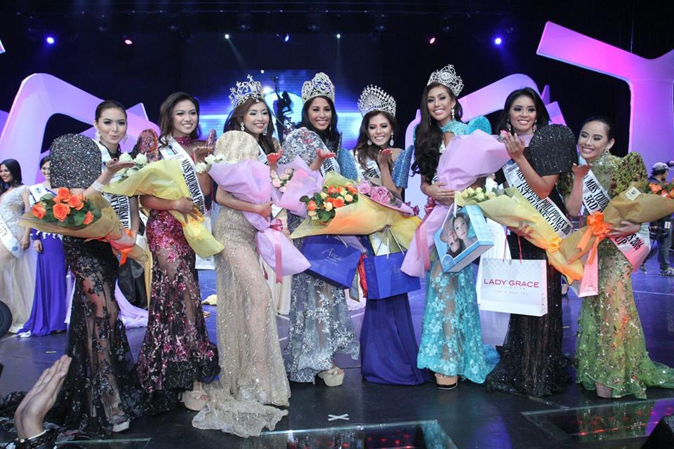 Miss Tourism Philippines 2016 Grand Coronation Night Winners