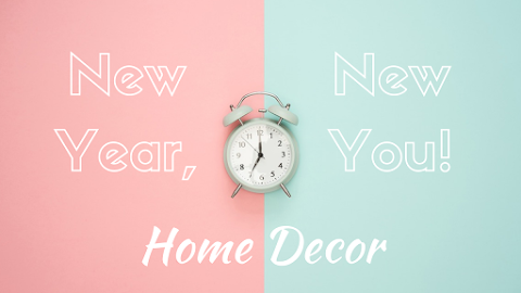 Invigorating Your Living Space – New Year, New You!