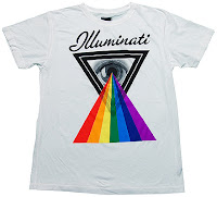 Illuminati νεοταξική μόδα: Καπέλα, μπλουζάκια... Ανάλυση της πρακτικής της NWO.