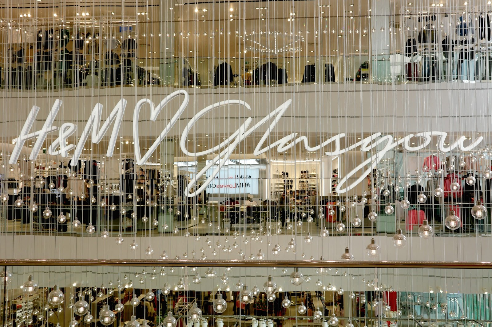 H&M Glasgow Buchanan