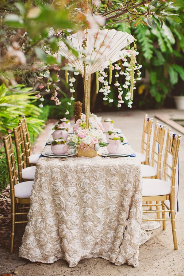 Ideas For a Relaxed, Outdoor Bridal Shower | Wedding Stuff ...