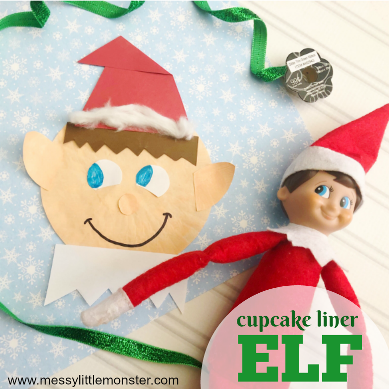Elf on the Shelf Elf Craft