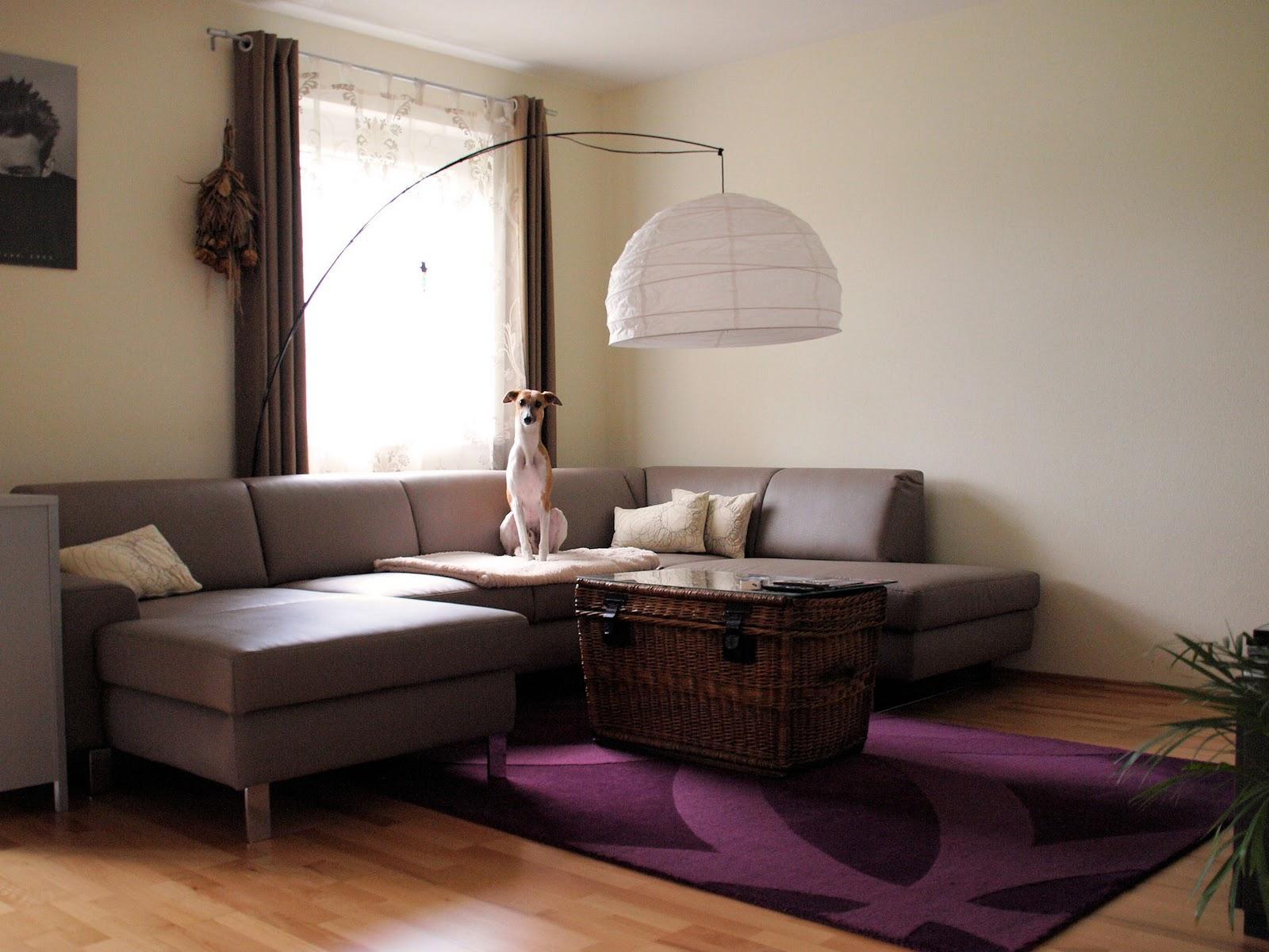 wohnzimmer apricot. Black Bedroom Furniture Sets. Home Design Ideas