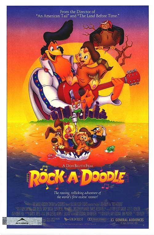 Secret Of The Sailor Madness: Show #157: Rock-A-Doodle