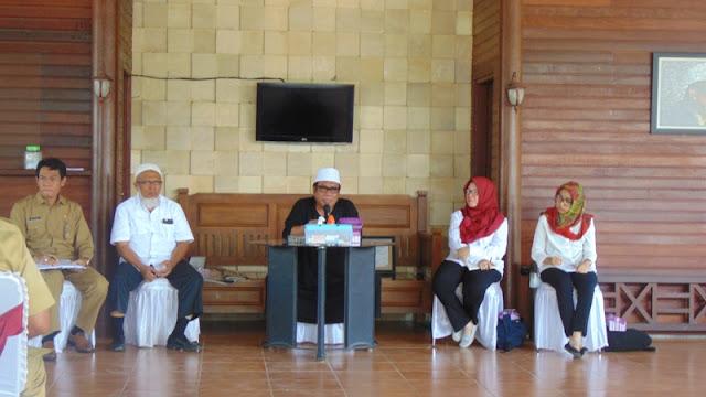 Dikunjungi Menteri, Lokasi Sholat Ied Digeser