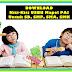 Download Kisi-Kisi UASBN PAI Jenjang SD SMP SMA Tahun Pelajaran 2017/2018
