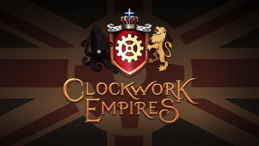 Clockwork Empires Game Free Download Poster