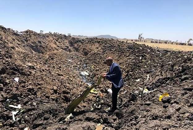 BBUBok6 - Acidente da Ethiopian Airlines deixou pelo menos uma dúzia de vítimas ligadas à ONU