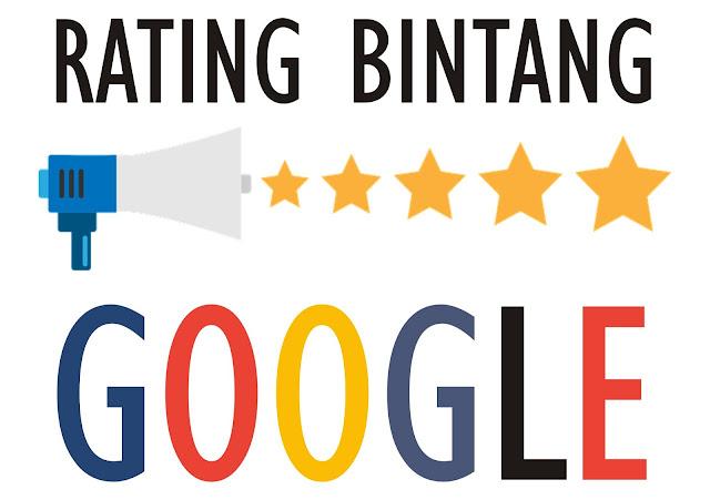 Cara Membuat Rating Bintang Google