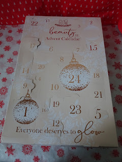 make up advent calender