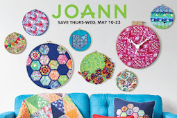 Joann Fabrics Weekly Ad May 10 - May 23, 2018