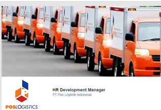 Rekrutmen Pegawai Baru Besar-besaran Min SMA SMK D3 S1 PT Pos Logistik Indonesia Penerimaan Seluruh Indonesia