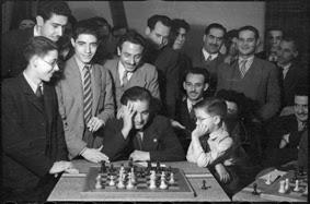 Simultáneas de Arturito Pomar en Lérida el 17 de abril de 1946 (19)