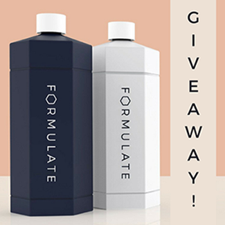 Formulate Custom Haircare Giveaway
