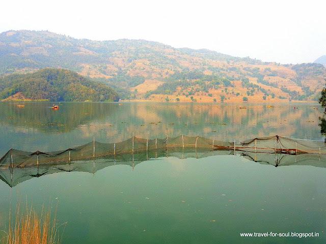 Great Views at Lekhnath Lake