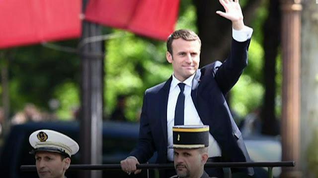 حزب الرئيس الفرنسى ايمانويل ماكرون ينافس فى الانتخابات التشريعية