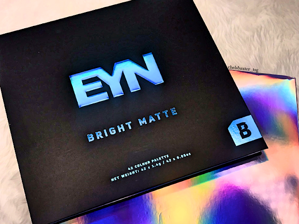 Beauty Bay EYN Bright Matte Palette Review