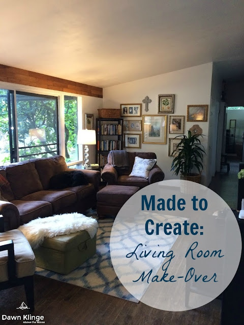 Rearrange and Recreate your Living Room